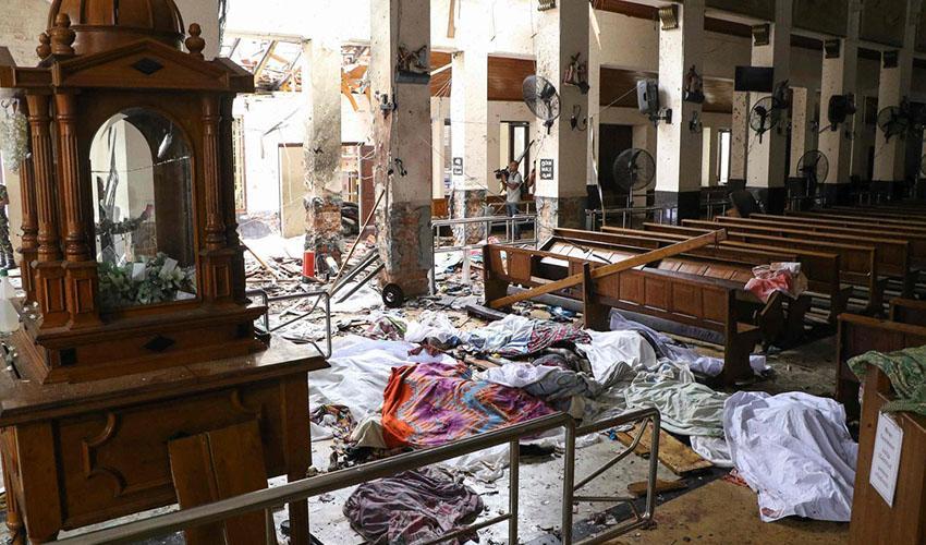 Bildergebnis für islamischer terror in sri lanka